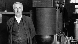 Thomas Edison and the AC/DC Battle