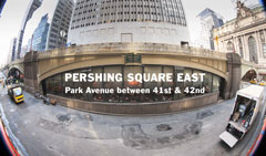 The Pershing Square Bike Share