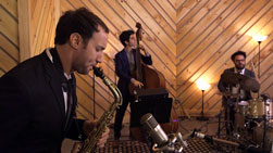 A Jazz Quartet Explains High-Frequency Trading